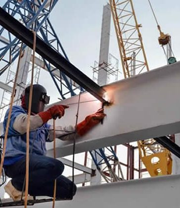Fabricante de acero estructural