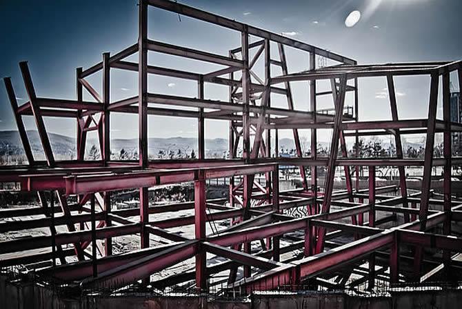 Estructuras metálicas para la Construcción