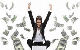ganar mucho dinero