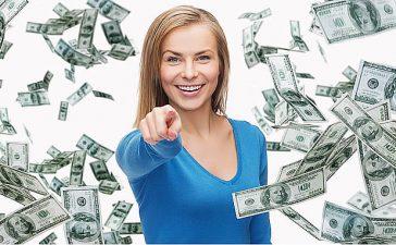 ¿Se siente frustrado porque no ganar dinero fácil, porque la cantidad de dinero que le gustaría ganar no llega a sus manos?....