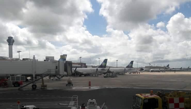 Aeropuerto de Cancún