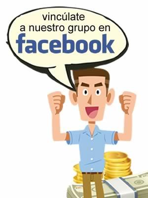 Grupo de Facebook - Quiero Ser Millonario