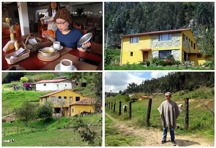Hostal Villa San Juan, Tópaga-Monguí, Boyacá