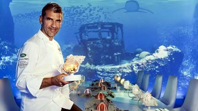 Restaurante Sublimotion el más caro del mundo