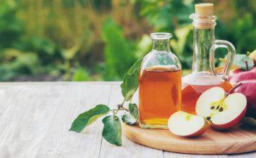Beneficios para la Salud del Vinagre de Manzana